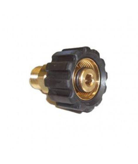 """3/8"""" Male ST 40 Quick Screw Coupling"""