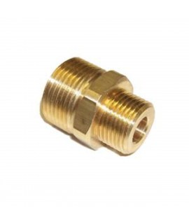"3/8"" Male ST 41 Quick Screw Coupling"