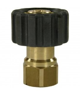 "1/2"" Female Quick Screw Coupling"