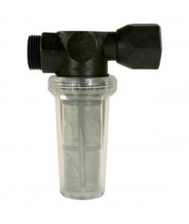 "3/4"" Inline Water Filter"