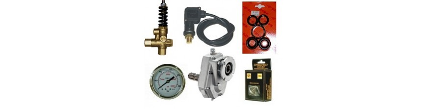 High Pressure Pumps Spares & Accessories