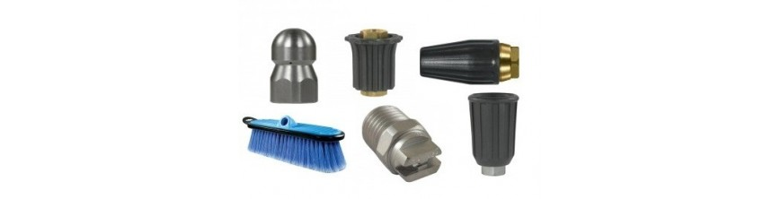 Nozzles & Washing Accessories